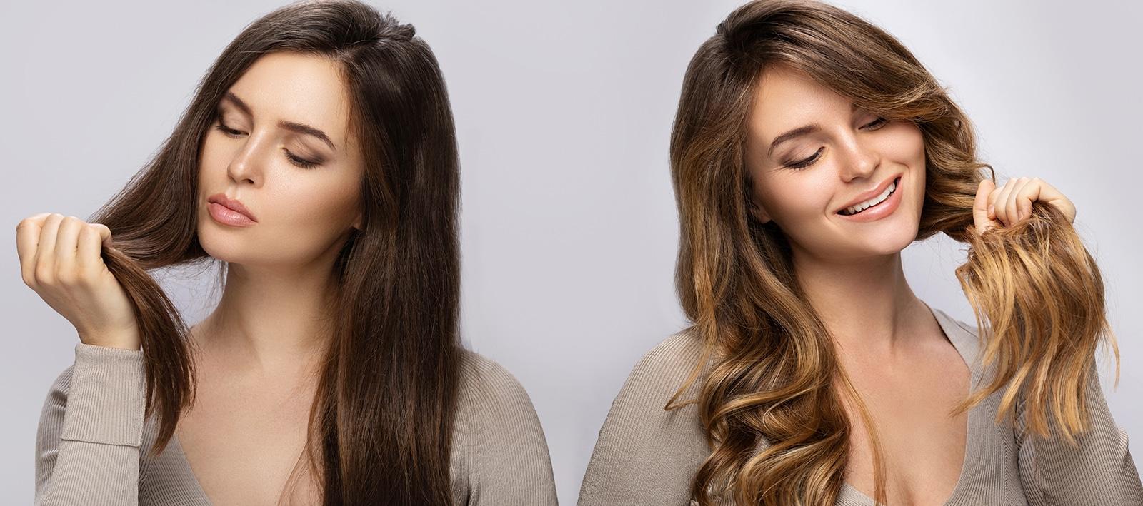 Do you want a natural looking hair color? Shatush may be a good option