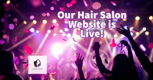 We are excited to announce that our hair salon in West University near Rice Village is live